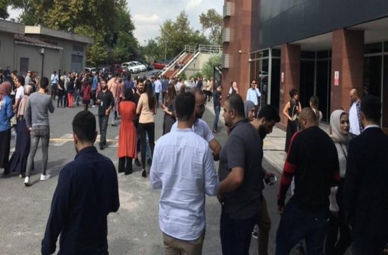 Ισχυρός σεισμός 5,9 Ρίχτερ στην Κωνσταντινούπολη!