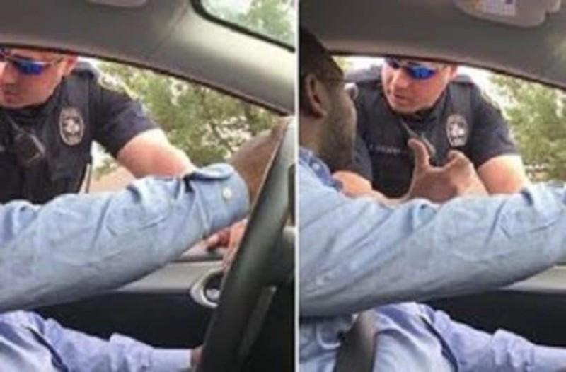 Ένας αστυνομικός σταματάει έναν δικηγόρο για υπερβολική ταχύτητα! Τότε το μαρτύριο ξεκινά!