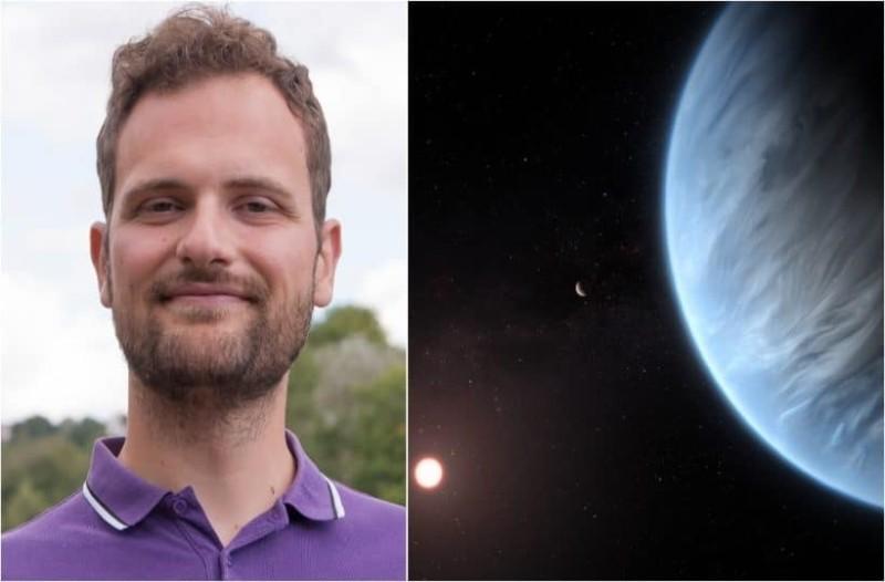 Νερό σε πιθανώς κατοικήσιμο εξωπλανήτη βρήκε Έλληνας αστρονόμος! (Video)
