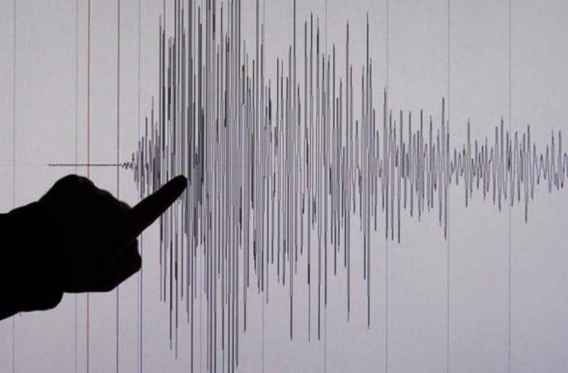 Σεισμός 5,5 Ρίχτερ!