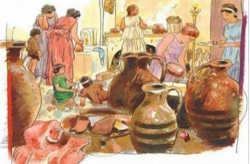 Έτσι μας υπνωτίζουν μέσα από τα τρόφιμα! Γιατί οι Αρχαίοι Έλληνες δεν έτρωγαν …