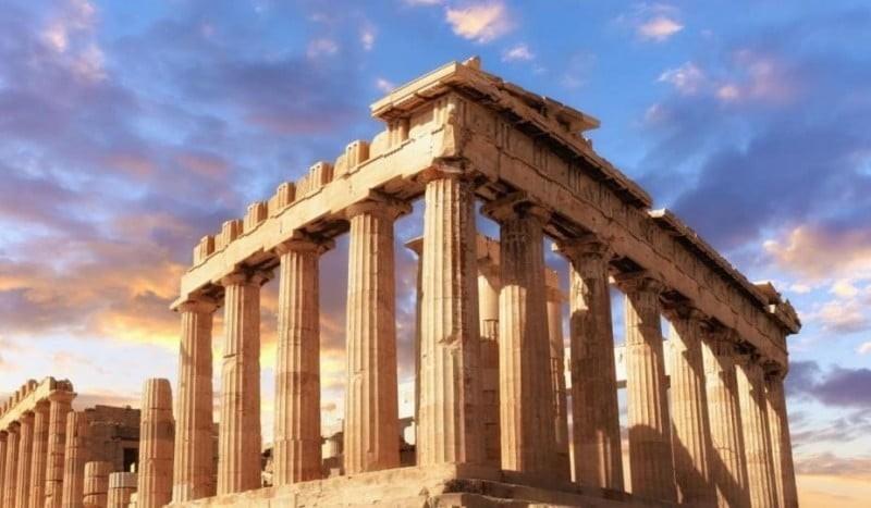 Η ανακοίνωση για την Ακρόπολη λόγω ισχυρών ανέμων!