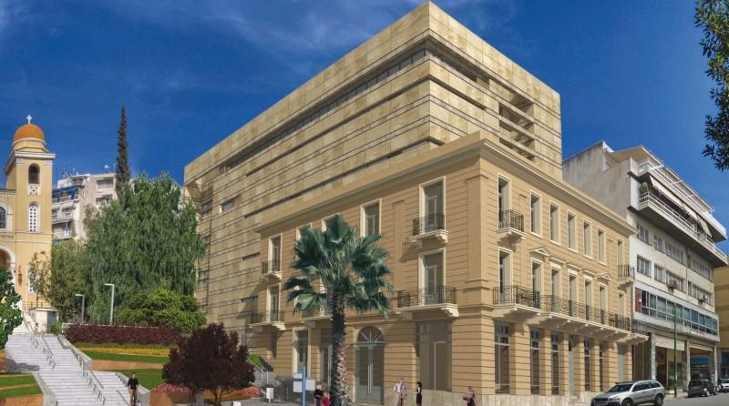 Ανοίγει τις πόρτες του το νέο Μουσείο Σύγχρονης Τέχνης Γουλανδρή!