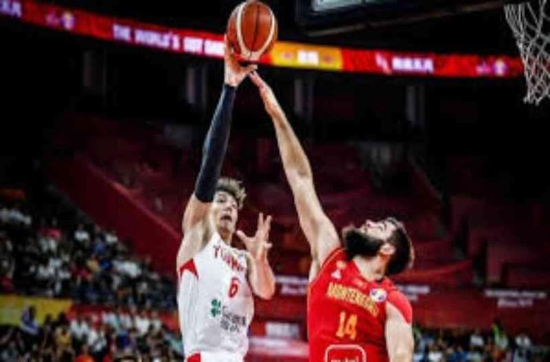 Μουντομπάσκετ 2019: Μεγάλη νίκη για την Τουρκία! Επικράτησε με 79 - 74 του Μαυροβουνίου!