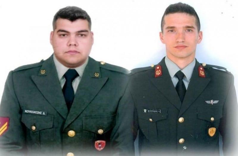 Είδηση σοκ για τους 2 Έλληνες στρατιωτικούς που είχαν συλληφθεί στην Τουρκία! Νέος εφιάλτης
