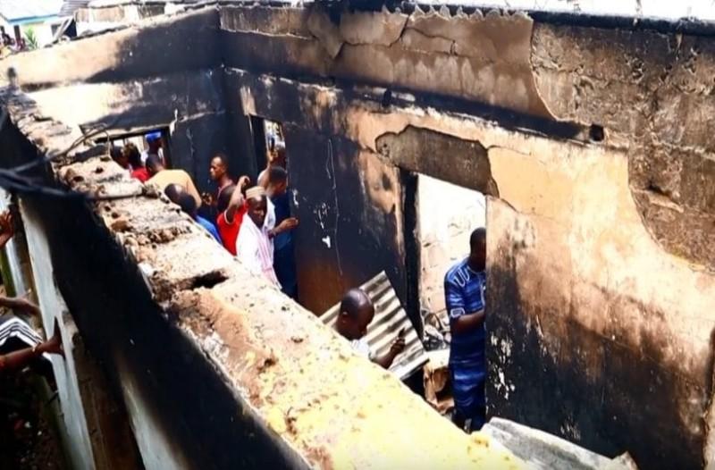 Απίστευτη τραγωδία: 26 παιδιά σκοτώθηκαν από φωτιά σε σχολείο!
