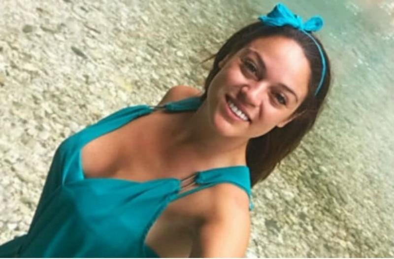 Ημίγυμνη η Μπάγια Αντωνοπούλου! Η φωτογραφία που μας άφησε άφωνους!