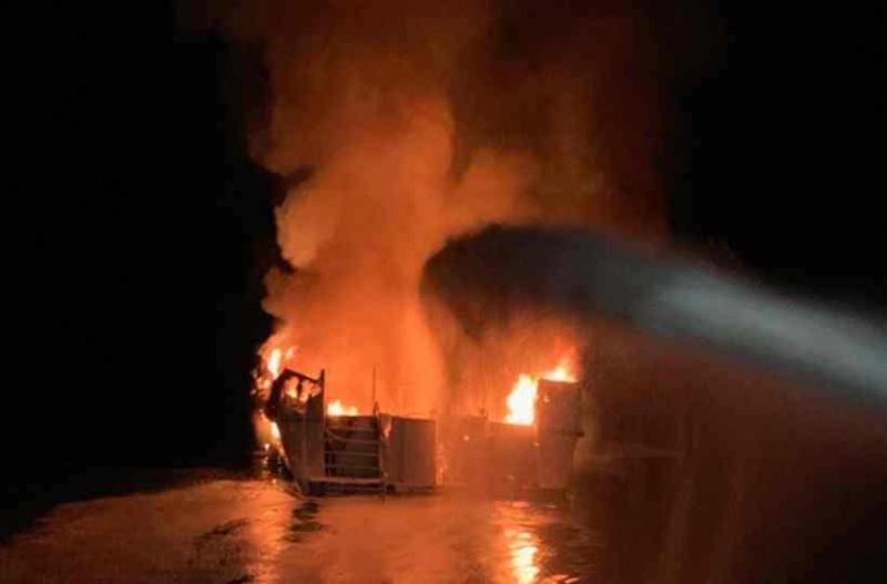 Τραγωδία στην Καλιφόρνια: Ραγδαίες εξελίξεις - Τουλάχιστον 34 οι νεκροί!