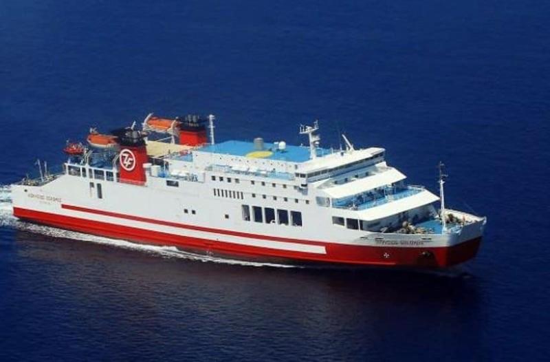 Συναγερμός: Μηχανική βλάβη σε πλοίο! (Video)