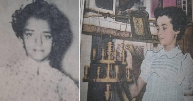 Πώς είναι σήμερα η Σπυριδούλα το κορίτσι που σιδερώθηκε και συγκλόνισε την Ελλάδα του '50!