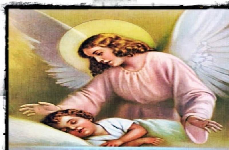Πρόσεξε μην διώξεις από κοντά σου τον άγγελο σου!