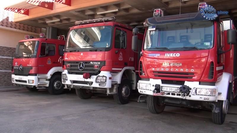 Φωτιές σε Ρόδο και Ηράκλειο: Σε 2 συλλήψεις προχώρησε η πυροσβεστική!