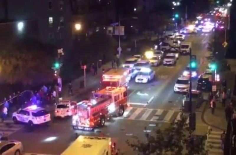 Συναγερμός κοντά στον Λευκό Οίκο: Πυροβολισμοί σε δρόμους της Ουάσιγκτον! Ένας νεκρός!(Video)