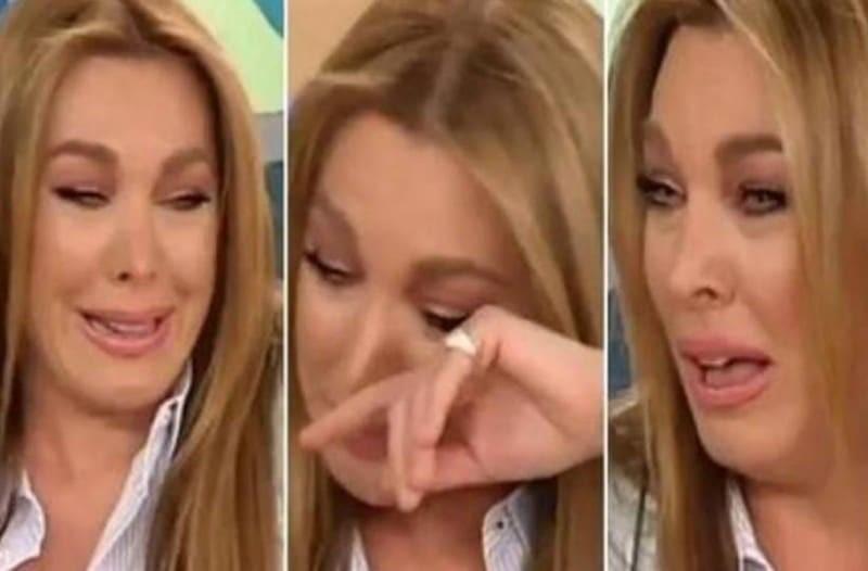 «Με κοιτάει, την κοιτάω...»: Θρίλερ για την Τατιάνα Στεφανίδου!