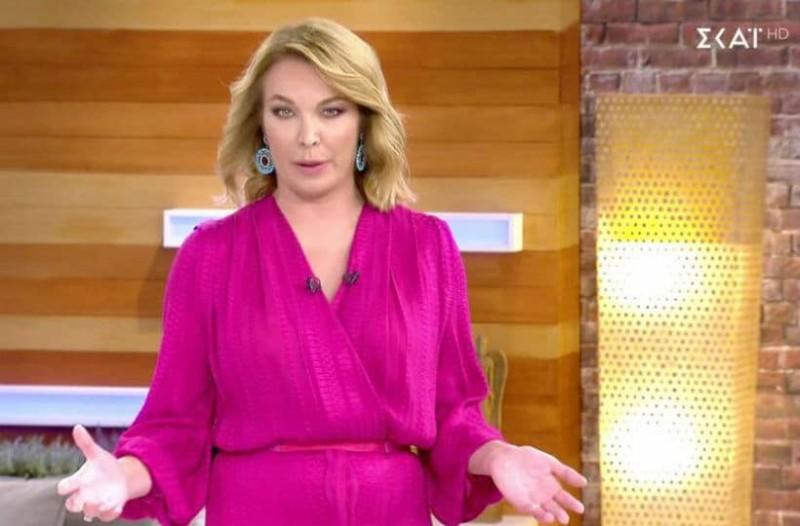 Τατιάνα Στεφανίδου: Αυτό το ροζ φόρεμα κοστίζει όσο ένας μισθός!