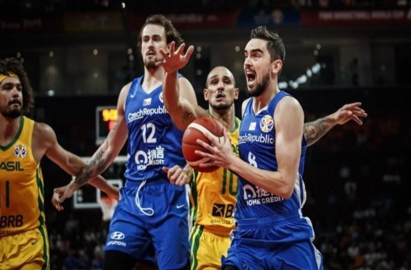 Μουντομπάσκετ 2019: Η Τσεχία διέλυσε την Βραζιλία με 22 πόντους!  Τα σενάρια πρόκρισης για την Εθνική μας ομάδα! (photos-video)