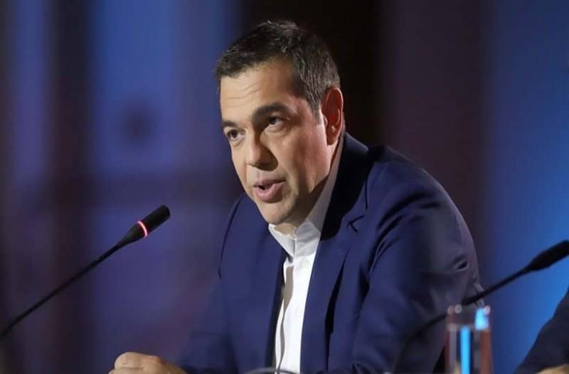 «Πόσο είναι το σκορ;» Ρώτησε ο Αλέξης Τσίπρας για τον τελικό του Μουντομπάσκετ!