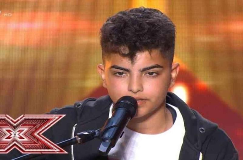 Χ-Factor: Ο 16χρονος που συγκίνησε τους κριτές! Βούρκωσε η Ασλανίδου!
