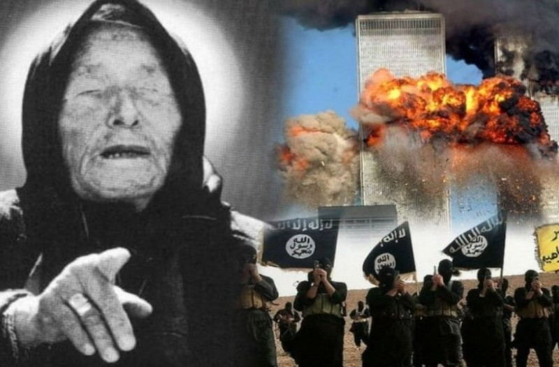 Ανατριχιάζει η τυφλή «προφήτισσα» γιαγιά -