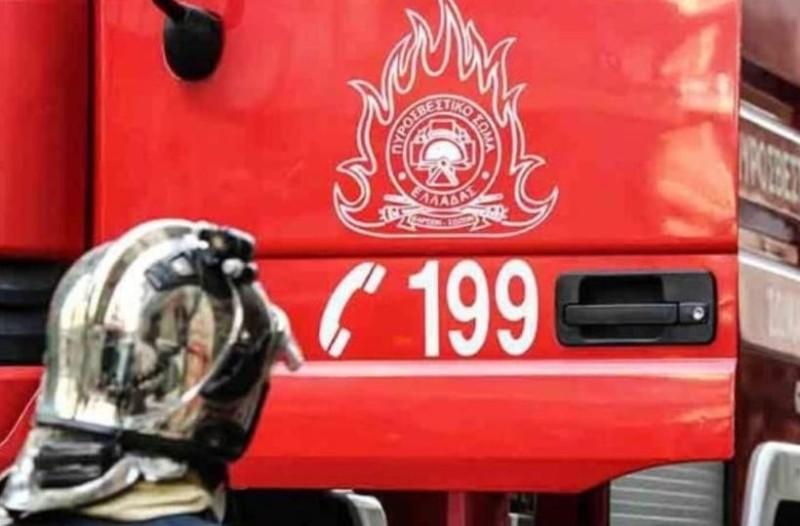 Πυρκαγιά στο Κεφαλόβρυσο Τρικάλων!