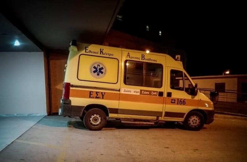 Θεσσαλονίκη: Τραγική σύγκρουση μεταξύ 3 αυτοκινήτων!  Τραυματίστηκε 6χρονος!