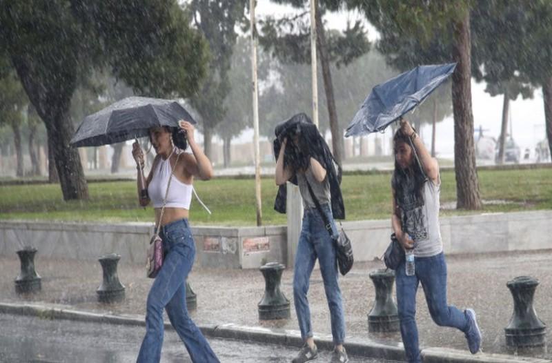 Καιρός σήμερα: Σ' αυτή την περιοχή της χώρας θα σημειωθούν καταιγίδες!