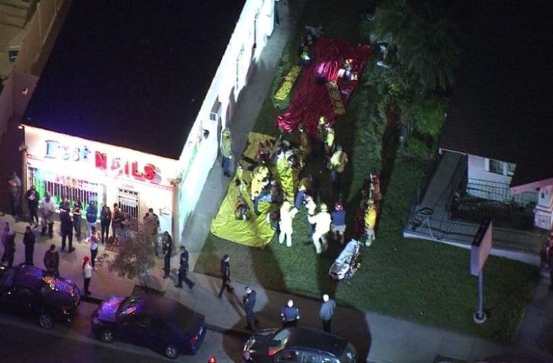 Σφαγή στις ΗΠΑ: Πυροβολισμοί σε πάρτι για το Χάλοουιν στην Καλιφόρνια! Τρεις νεκροί και αρκετοί τραυματίες! (Video)