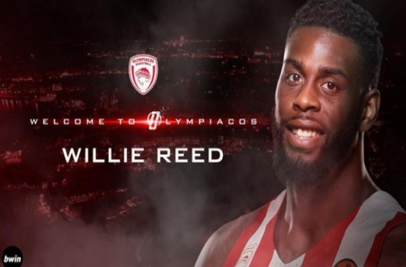 Euroleague: Ανακοίνωσε Ουίλι Ριντ ο Ολυμπιακός!