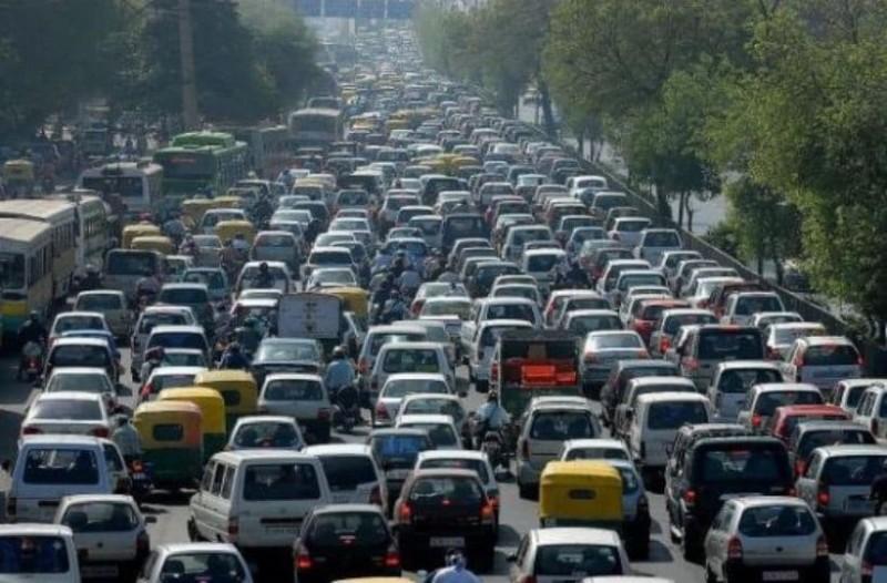 Κυκλοφοριακό κομφούζιο στους δρόμους της Αθήνας: Δείτε ποιους δρόμους να αποφύγετε! (photo)