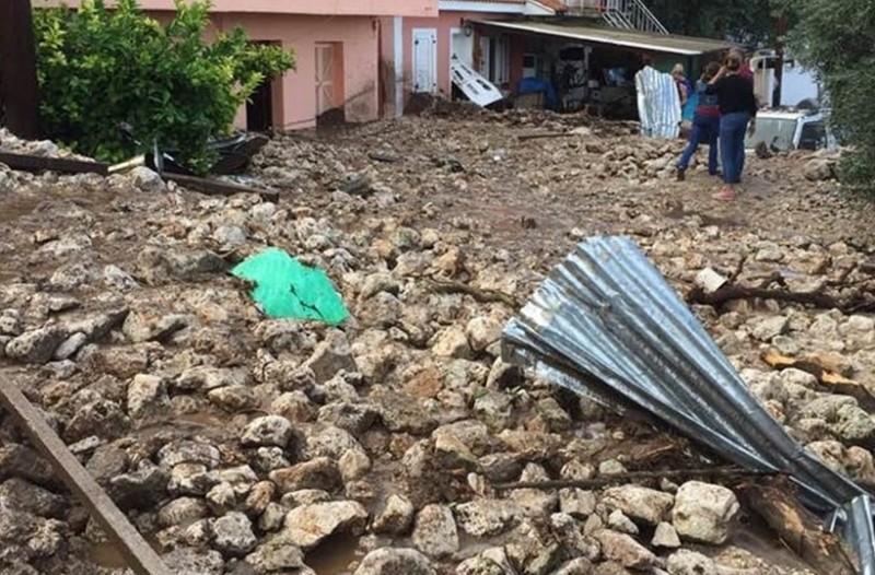 Τραγικό: Καταστροφές σε όλη τη χώρα από την κακοκαιρία!