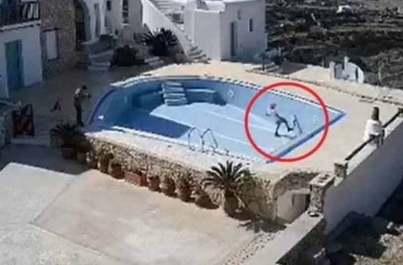 Φολέγανδρος: Υιοθετήθηκε η γάτα που κακοποιήθηκε σε πισίνα από παιδιά!