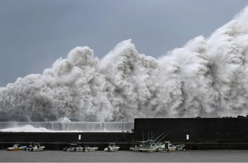 Ιαπωνία: Στους 67 οι νεκροί και 15 αγνοούμενοι από τον φονικό τυφώνα Χαγκίμπις!