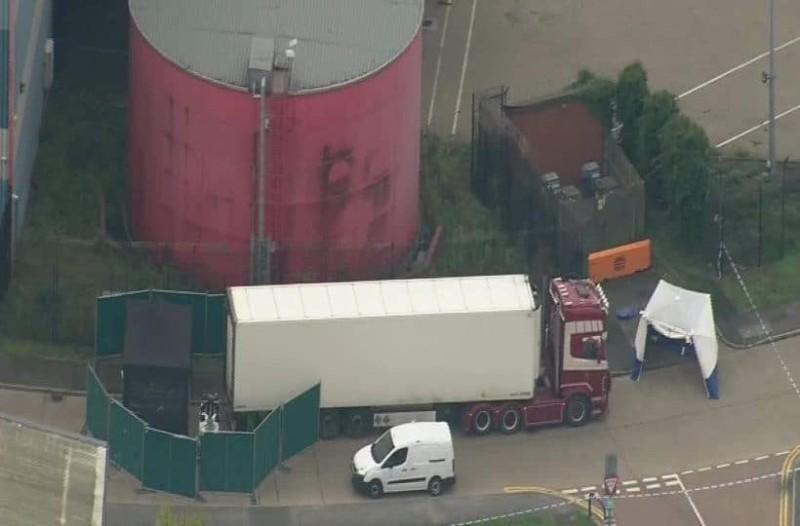 Ραγδαίες εξελίξεις με το φορτηγό του θανάτου με τα 39 πτώματα: Συνελήφθησαν δύο άτομα!