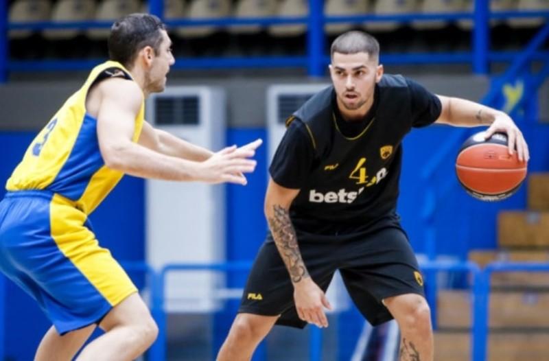 Basket League: ΑΕΚ-Περιστέρι στο ΟΑΚΑ, ΠΑΟΚ-ΠΑΟ στην Πυλαία!