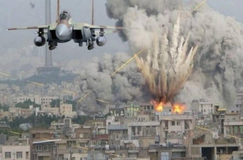 Χάος επικρατεί στην Συρία: Κάτοικοι εγκαταλείπουν την περιοχή! Καπνοί κάλυψαν τον ουρανό!