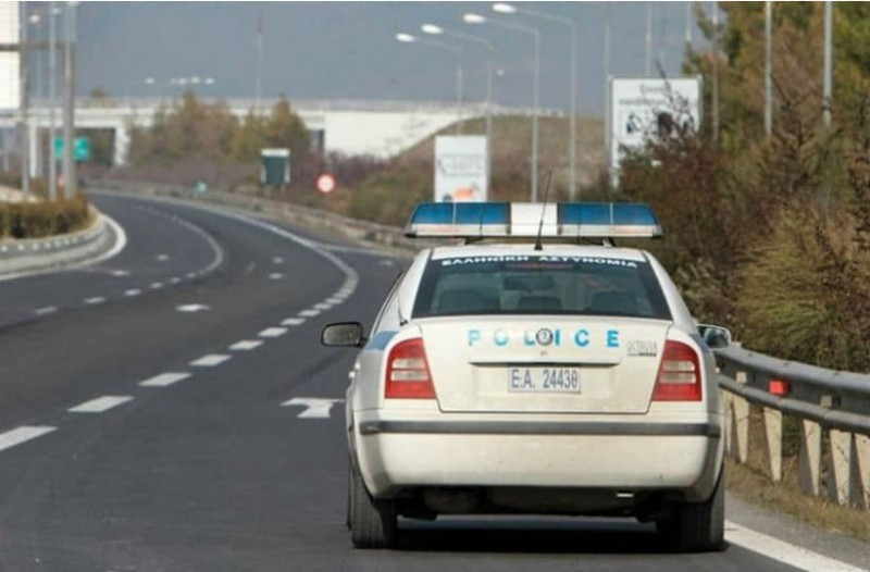 Θεσσαλονίκη: Άγρια καταδίωξη στην Εγνατία Οδό!