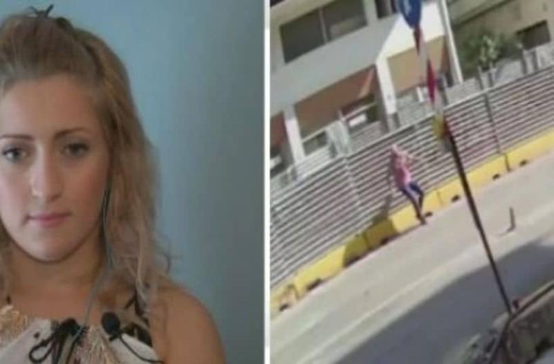 Συγκλονίζει η 25χρονη που γλίτωσε από θαύμα: «Ένιωσα το αυτοκίνητο να με χτυπάει...!»