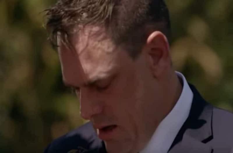 Αυτή η αντίδραση του γαμπρού όταν είδε την νύφη είναι πραγματικά επώδυνη... (Video)