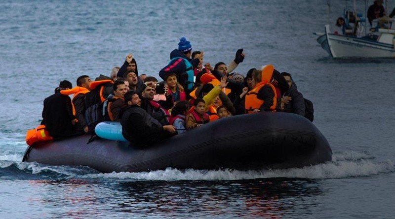 Μυτιλήνη: Συνελήφθη μέλος του κυκλώματος παράνομης διακίνησης μεταναστών!