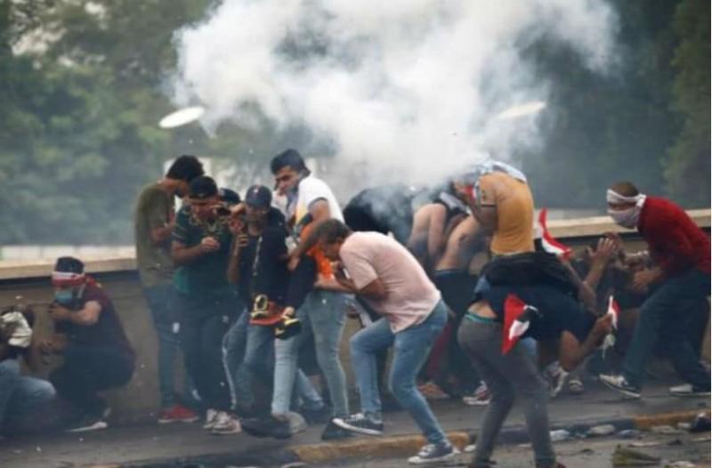 Ιράκ: Συνεχίζεται η τραγωδία! Ακόμα 2 νεκροί διαδηλωτές!