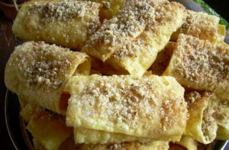 Οι δίπλες της γιαγιάς: Μια εύκολη συνταγή!