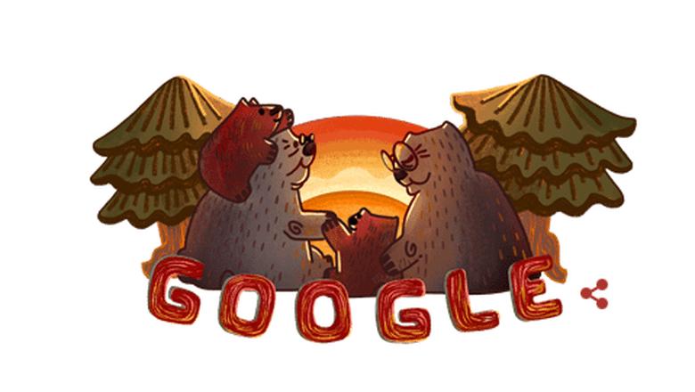 Google: Αφιερωμένο στην ημέρα του παππού & της γιαγιάς το σημερινό doodle!