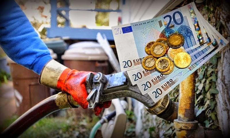 Πετρέλαιο θέρμανσης: Μειώθηκε η τιμή του σε σχέση με πέρυσι!