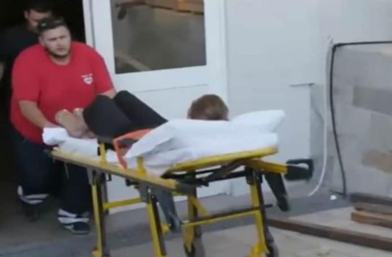 GNTM 2: Με ασθενοφόρο πήραν παίκτρια που λιποθύμησε! (Video)