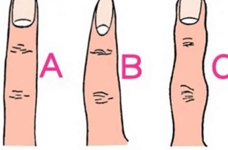 Δείτε τι λέει το σχήμα που έχουν τα δάχτυλα σας για την προσωπικότητα σας!