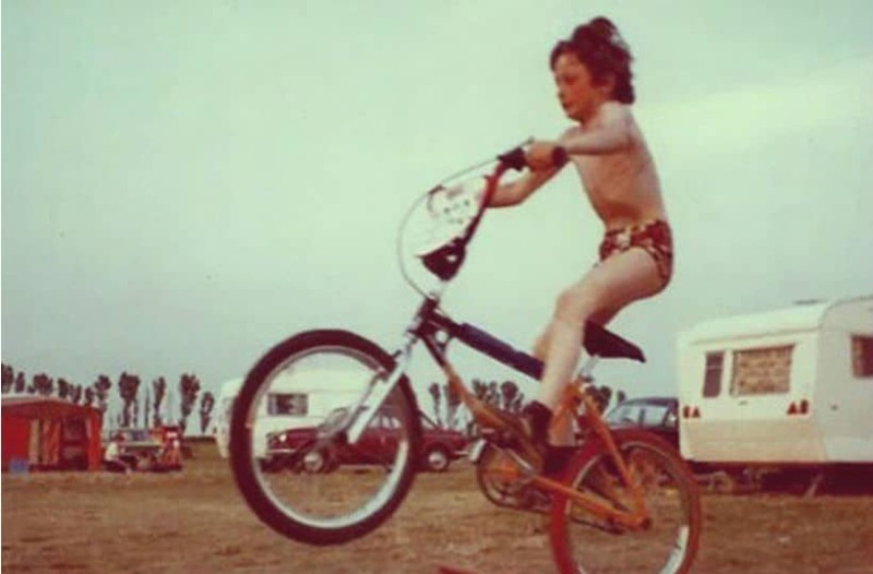 Τότε που οι γονείς είχαν πλήρη άγνοια κινδύνου (Photos)!