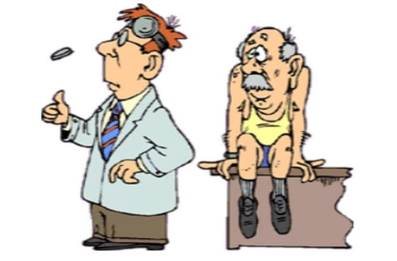 O γιατρός και ο γύφτος: Το ξεκαρδιστικό ανέκδοτο της ημέρας (27/10)!