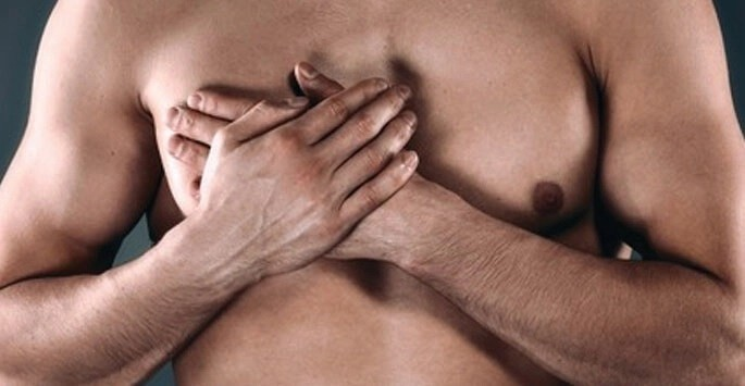 J&J: Αποζημίωση σε άντρα που ανέπτυξε στήθος από χρήση φαρμάκου για τον αυτισμό!