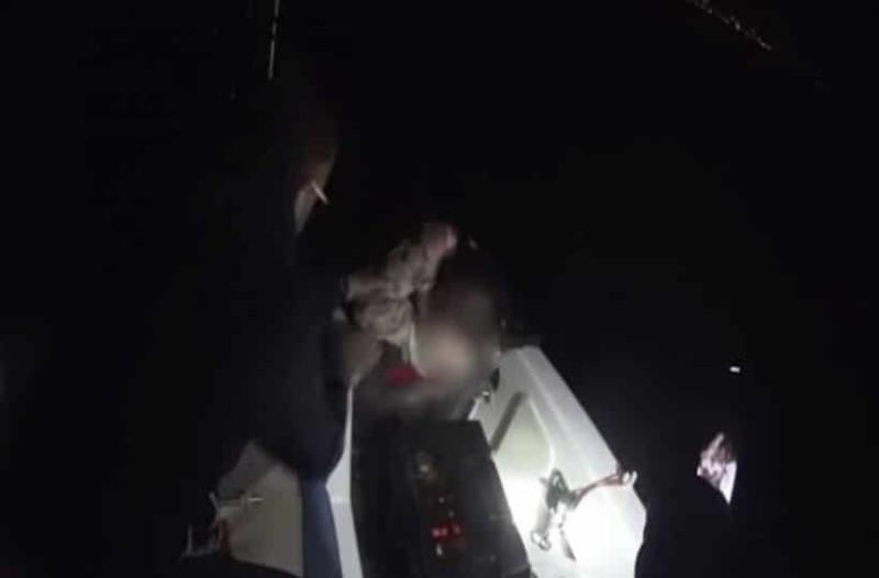 Ανατριχιαστικό βίντεο από τη διάσωση της 18χρονης στην Κρήτη! Σοκάρουν οι περιγραφές των ψαράδων!