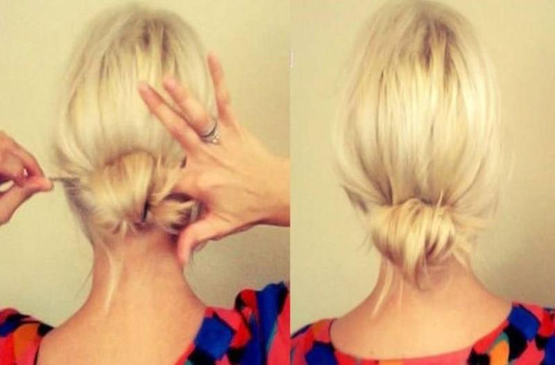 15 πανεύκολα χτενίσματα, ιδανικά για άλουστα μαλλιά που δεν χρειάζονται πιστολάκι ή πρέσα